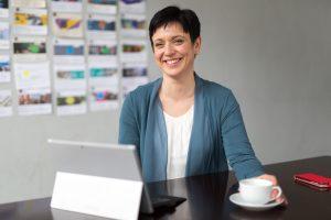 Seotexterin Kathrin Schubert